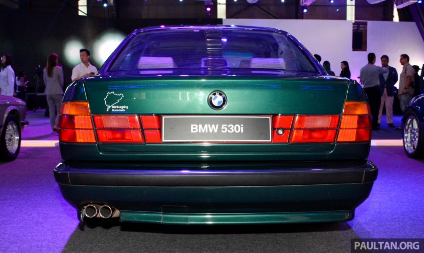 BMW 5 Series – a look back through the generations Image #637060
