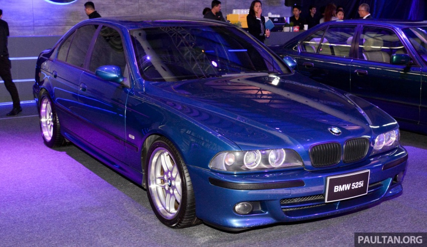 BMW 5 Series – a look back through the generations Image #637061