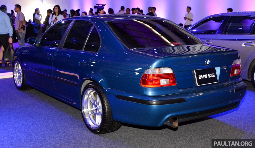 BMW 5 Series – a look back through the generations Image #637062