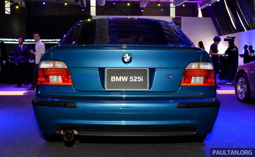 BMW 5 Series – a look back through the generations Image #637064