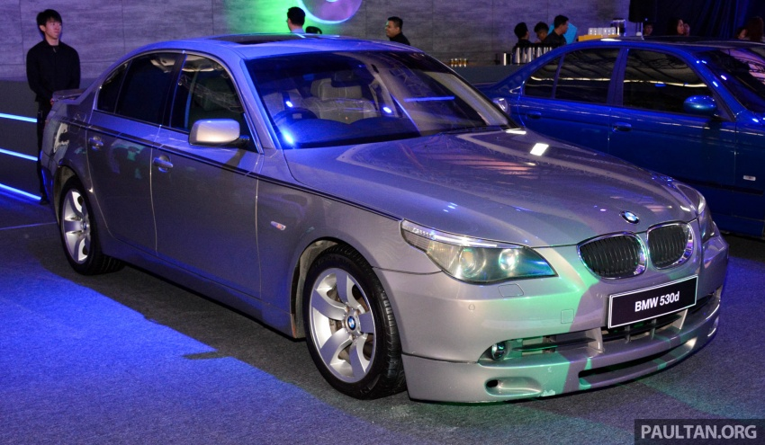 BMW 5 Series – a look back through the generations Image #637065