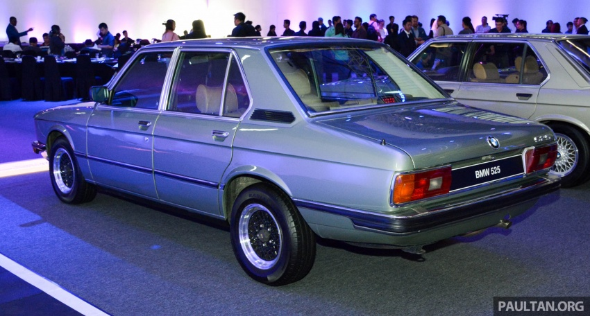 BMW 5 Series – a look back through the generations Image #637050