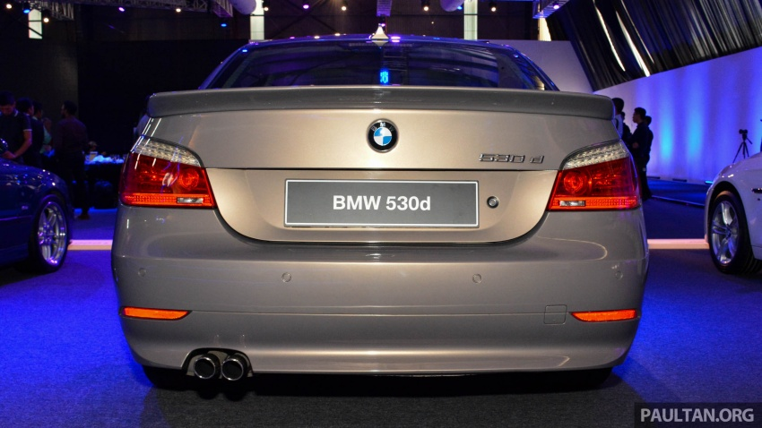 BMW 5 Series – a look back through the generations Image #637068