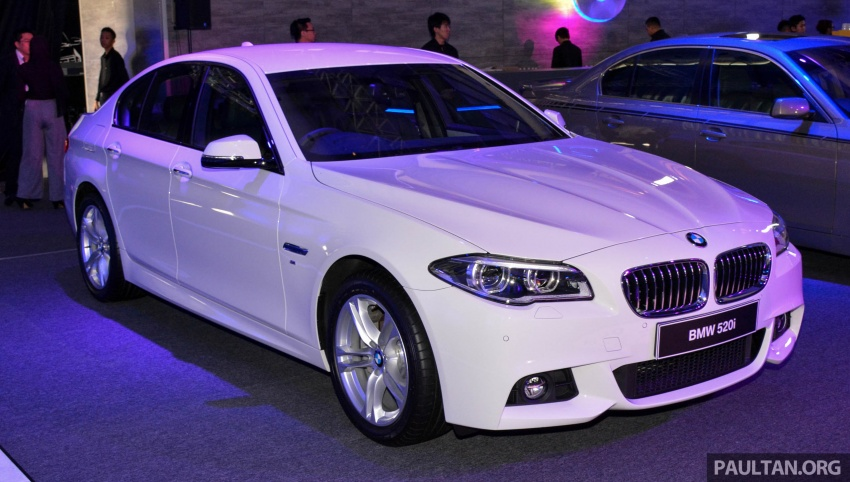 BMW 5 Series – a look back through the generations Image #637069