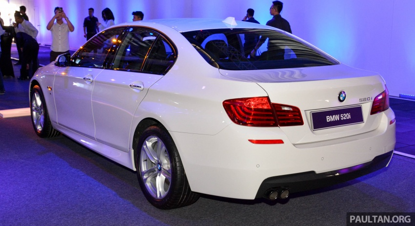 BMW 5 Series – a look back through the generations Image #637070
