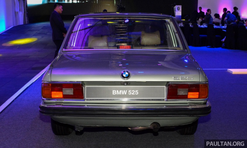 BMW 5 Series – a look back through the generations Image #637052