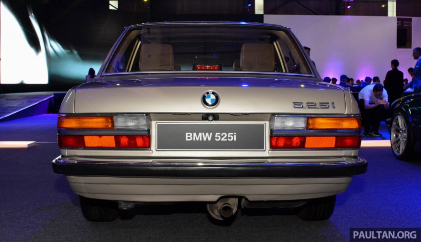 BMW 5 Series – a look back through the generations Image #637056