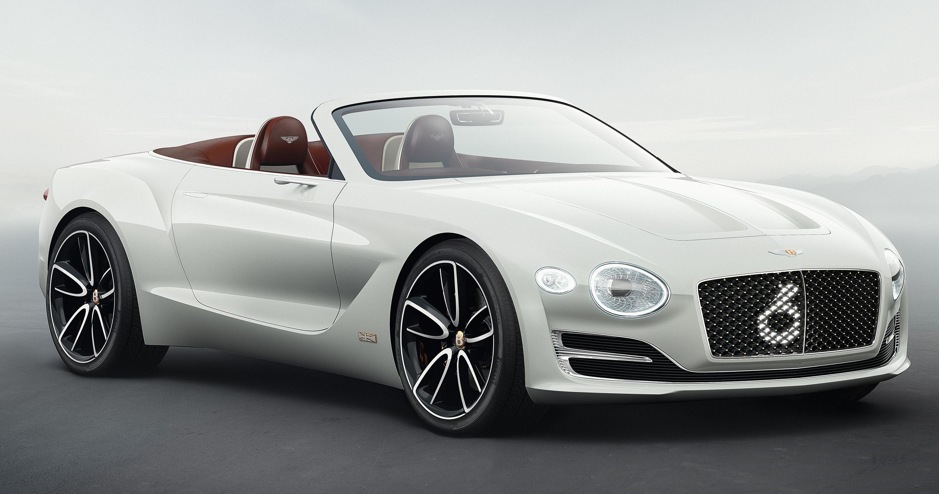 Bentley Exp 12 Speed 6e Luxury Electric Vehicle Image 626950