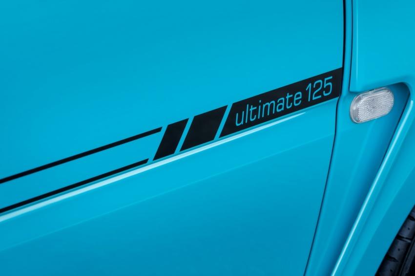 Brabus Ultimate 125 – kereta kecil berharga lebih RM230k, dengan enjin 898 cc berkuasa 125 hp/200 Nm Image #624743