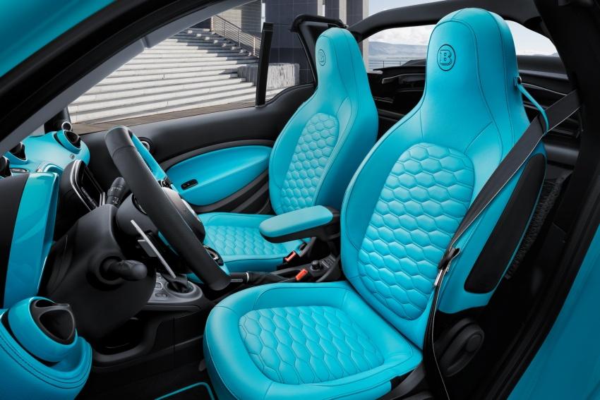 Brabus Ultimate 125 – kereta kecil berharga lebih RM230k, dengan enjin 898 cc berkuasa 125 hp/200 Nm Image #624741