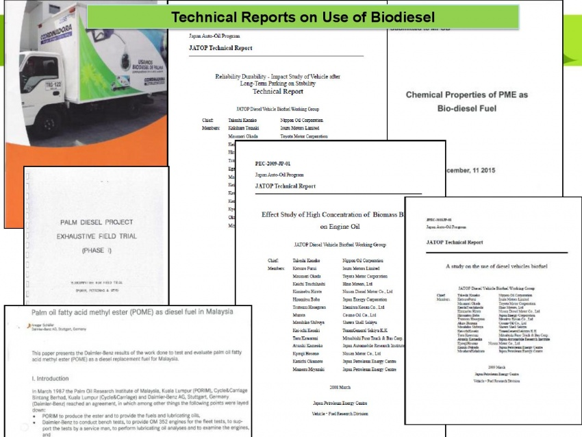 Pelaksanaan jualan biodiesel B10 di M'sia – soal jawab bersama ketua penyelidik MPOB, Dr Harrison Lau Image #624558