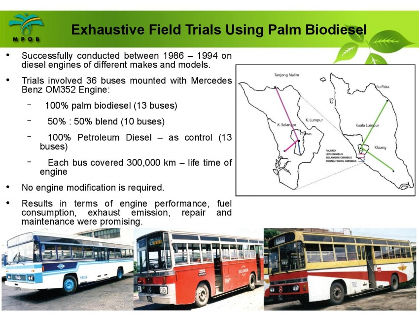 Pelaksanaan jualan biodiesel B10 di M'sia – soal jawab bersama ketua penyelidik MPOB, Dr Harrison Lau Image #624551