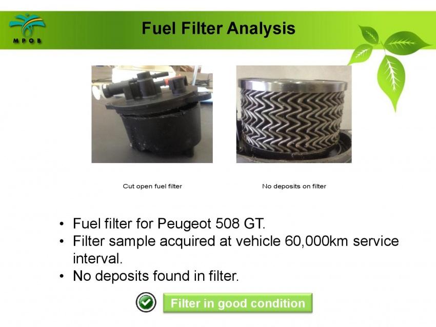 B10 biodiesel implementation in Malaysia – we speak with MPOB's biodiesel researcher, Dr Harrison Lau Image #624997