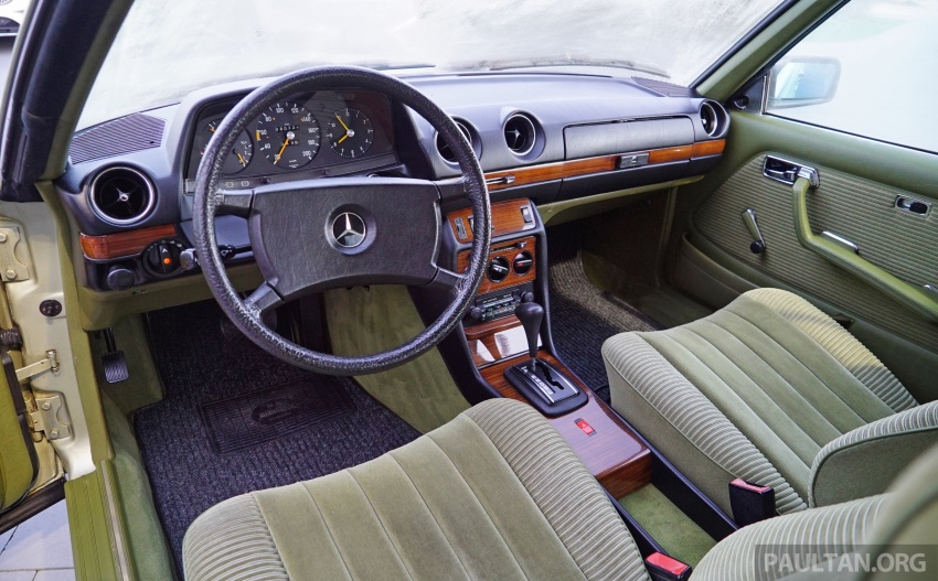 GALLERY: Mercedes-Benz E-Class Coupe through the years – W114, C123, C124, C208, C209, C207 and C238 Image #628141