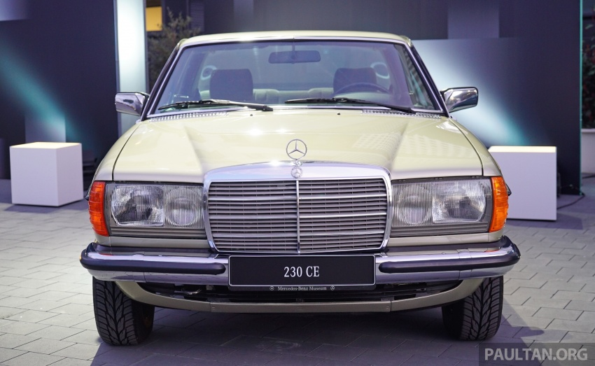GALLERY: Mercedes-Benz E-Class Coupe through the years – W114, C123, C124, C208, C209, C207 and C238 Image #628133