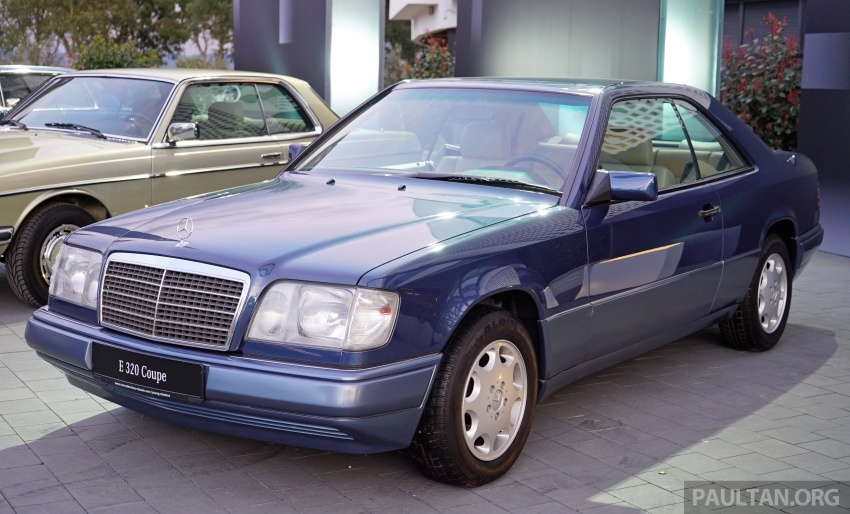 GALLERY: Mercedes-Benz E-Class Coupe through the years – W114, C123, C124, C208, C209, C207 and C238 Image #628147