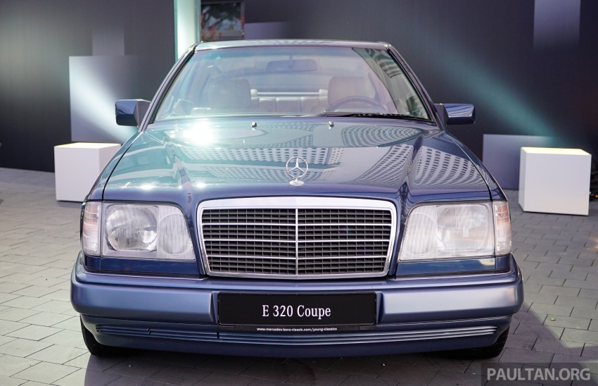 GALLERY: Mercedes-Benz E-Class Coupe through the years – W114, C123, C124, C208, C209, C207 and C238 Image #628148