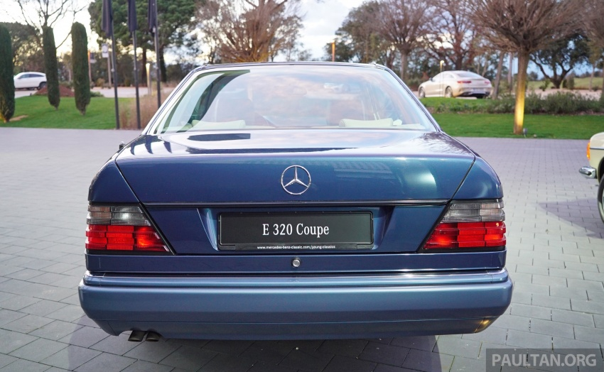GALLERY: Mercedes-Benz E-Class Coupe through the years – W114, C123, C124, C208, C209, C207 and C238 Image #628154