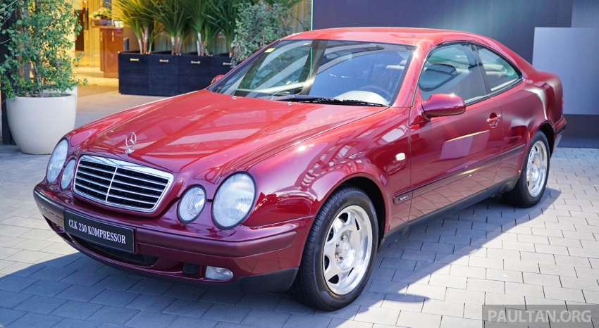 GALLERY: Mercedes-Benz E-Class Coupe through the years – W114, C123, C124, C208, C209, C207 and C238 Image #628161