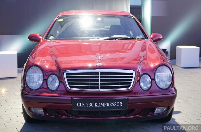 GALLERY: Mercedes-Benz E-Class Coupe through the years – W114, C123, C124, C208, C209, C207 and C238 Image #628162