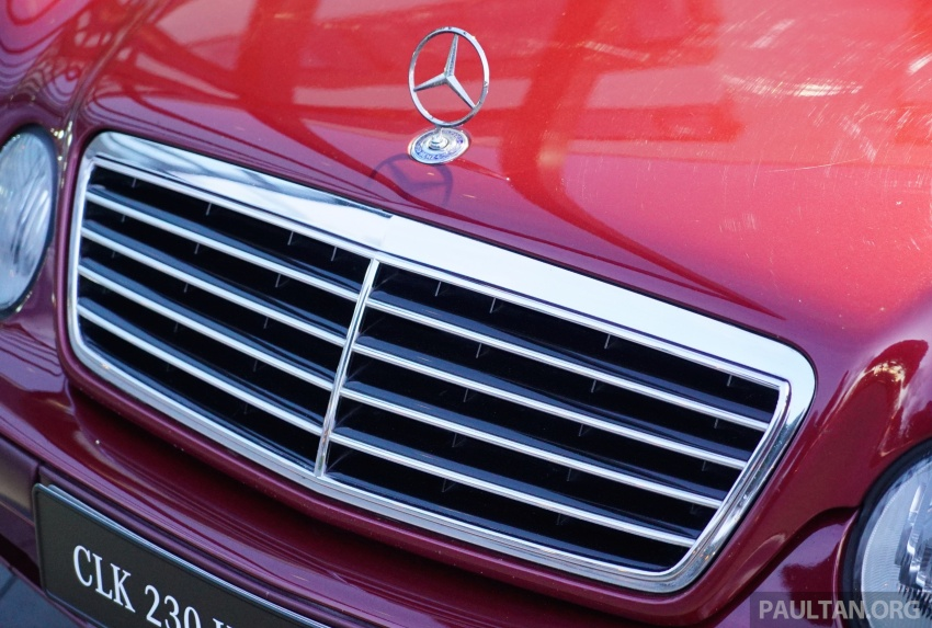 GALLERY: Mercedes-Benz E-Class Coupe through the years – W114, C123, C124, C208, C209, C207 and C238 Image #628164