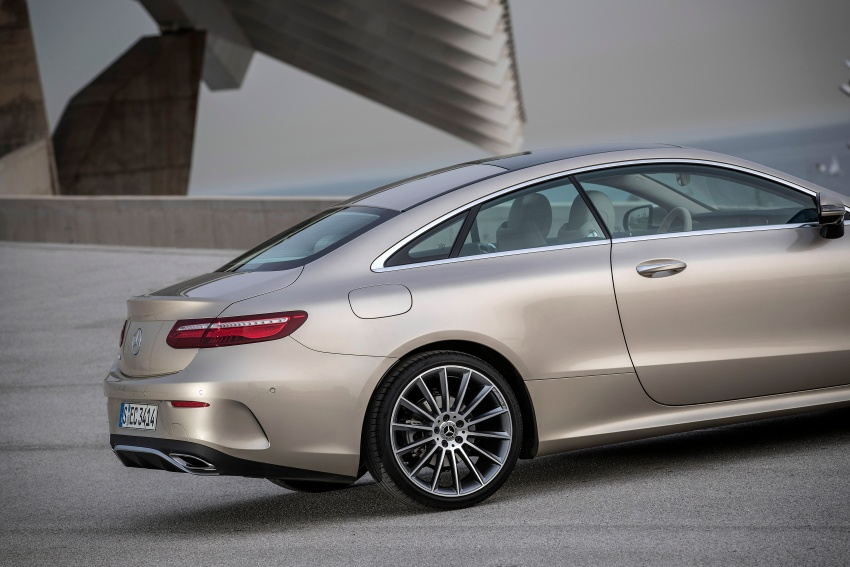 VIDEO: C238 Mercedes-Benz E-Class Coupe walk-around tour – new GT to reach Malaysia in Q3 2017 ...