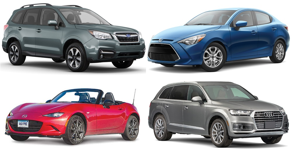 Best Cars And Top 10 Lists: Consumer Reports Lists The Top 10 Best Cars Of 2017
