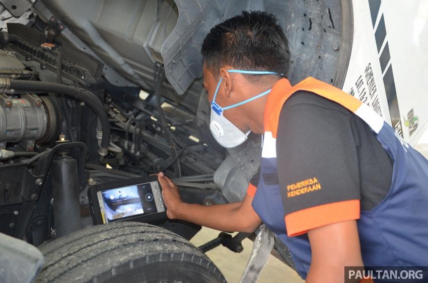 Sehari sebagai pemeriksa kenderaan di Puspakom – apa yang ditawarkan oleh pusat pemeriksaan ini? Image #631384