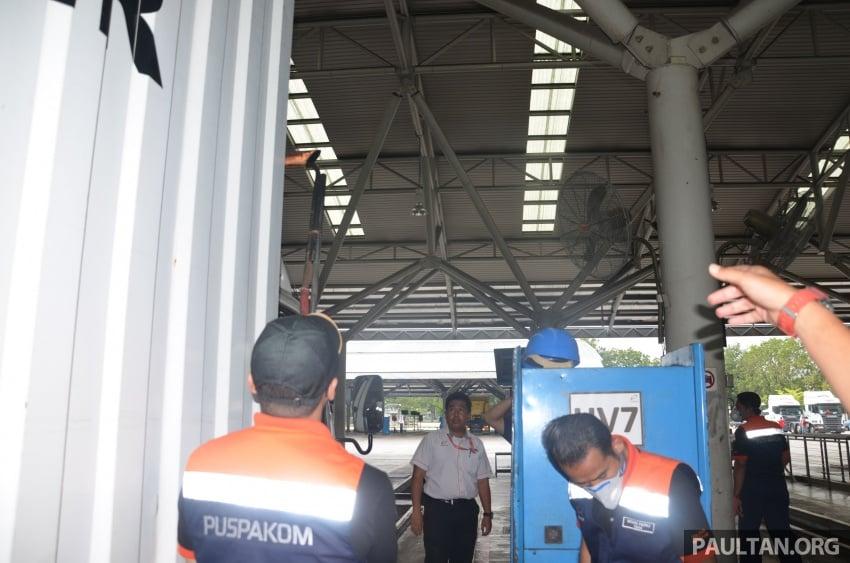 Sehari sebagai pemeriksa kenderaan di Puspakom – apa yang ditawarkan oleh pusat pemeriksaan ini? Image #631383