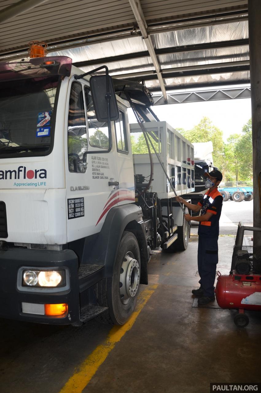 Sehari sebagai pemeriksa kenderaan di Puspakom – apa yang ditawarkan oleh pusat pemeriksaan ini? Image #631378