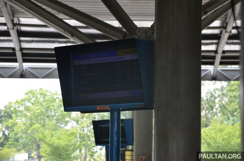Sehari sebagai pemeriksa kenderaan di Puspakom – apa yang ditawarkan oleh pusat pemeriksaan ini? Image #631375