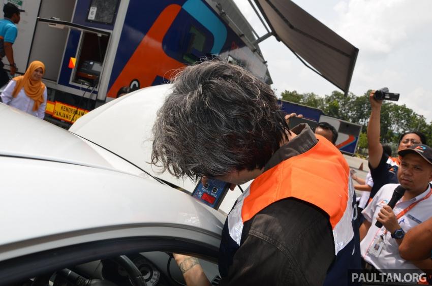 Sehari sebagai pemeriksa kenderaan di Puspakom – apa yang ditawarkan oleh pusat pemeriksaan ini? Image #631368