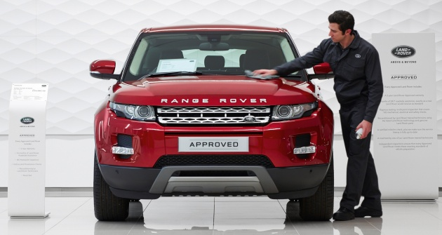 All Approved Auto >> Ad Jaguar Land Rover Approved Get A Pre Owned Vehicle Starting