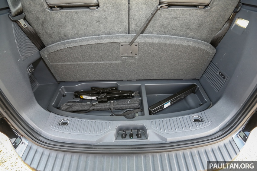 PANDU UJI: Ford Everest 3.2L Titanium kurang popular, tapi tetap berkaliber, tahan lasak dan praktikal Image #631686