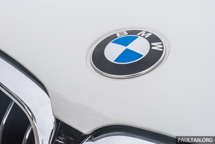 DRIVEN: G30 BMW 5 Series – raising the stakes again Image #632769