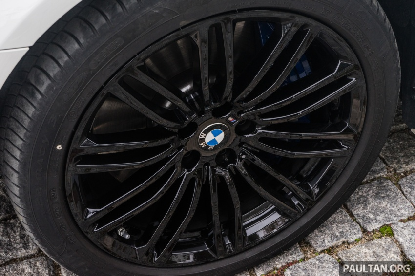 DRIVEN: G30 BMW 5 Series – raising the stakes again Image #632772