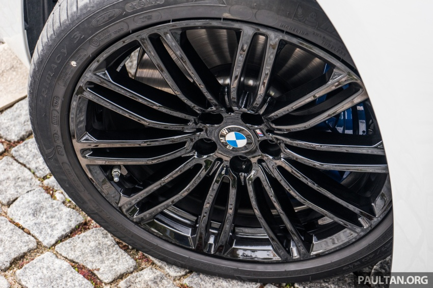 DRIVEN: G30 BMW 5 Series – raising the stakes again Image #632777