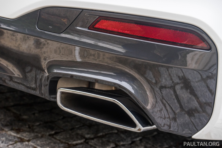 DRIVEN: G30 BMW 5 Series – raising the stakes again Image #632789
