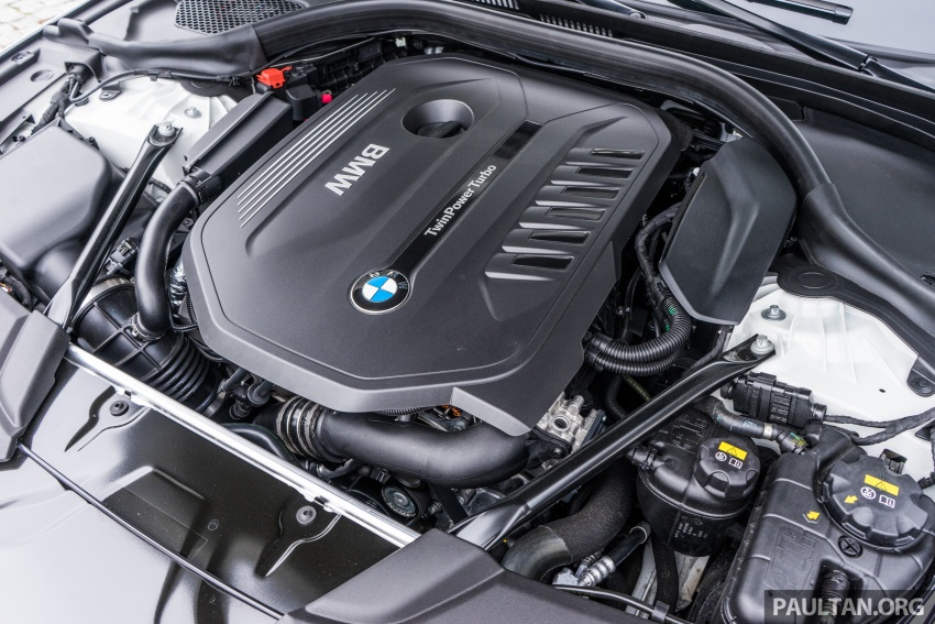 DRIVEN: G30 BMW 5 Series – raising the stakes again Image #632793