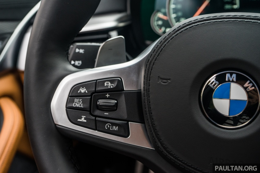 DRIVEN: G30 BMW 5 Series – raising the stakes again Image #632800