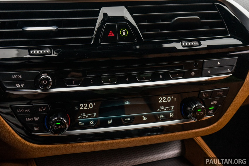 DRIVEN: G30 BMW 5 Series – raising the stakes again Image #632808