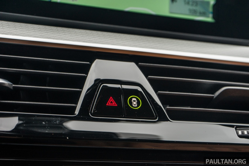 DRIVEN: G30 BMW 5 Series – raising the stakes again Image #632809