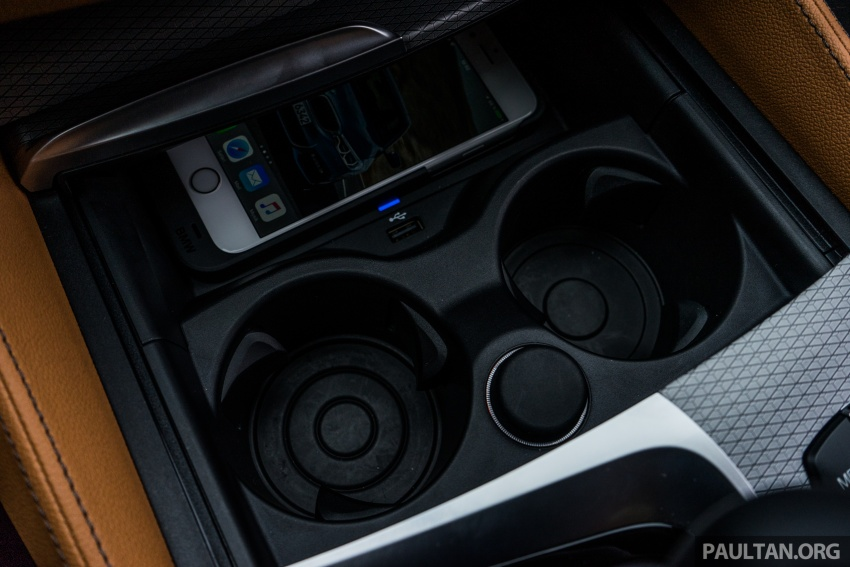 DRIVEN: G30 BMW 5 Series – raising the stakes again Image #632812