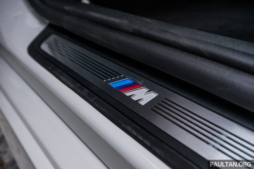 DRIVEN: G30 BMW 5 Series – raising the stakes again Image #632825