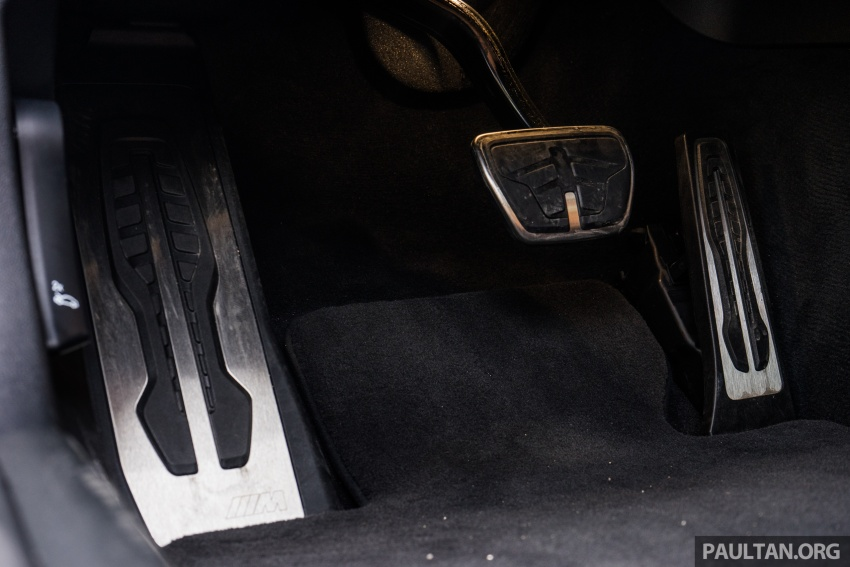 DRIVEN: G30 BMW 5 Series – raising the stakes again Image #632827