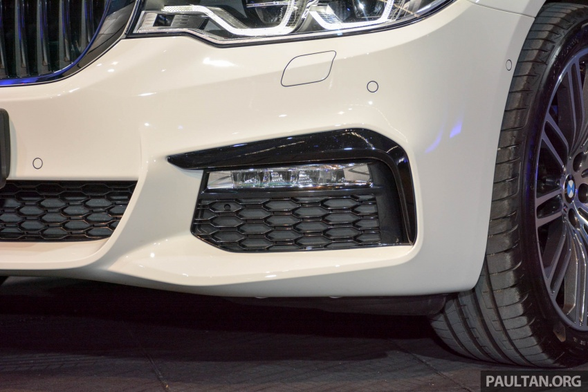 G30 BMW 5 Series launched in Malaysia: 530i, RM399k Image #636373