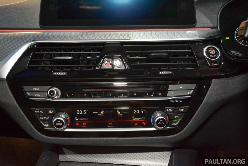 G30 BMW 5 Series launched in Malaysia: 530i, RM399k Image #636507