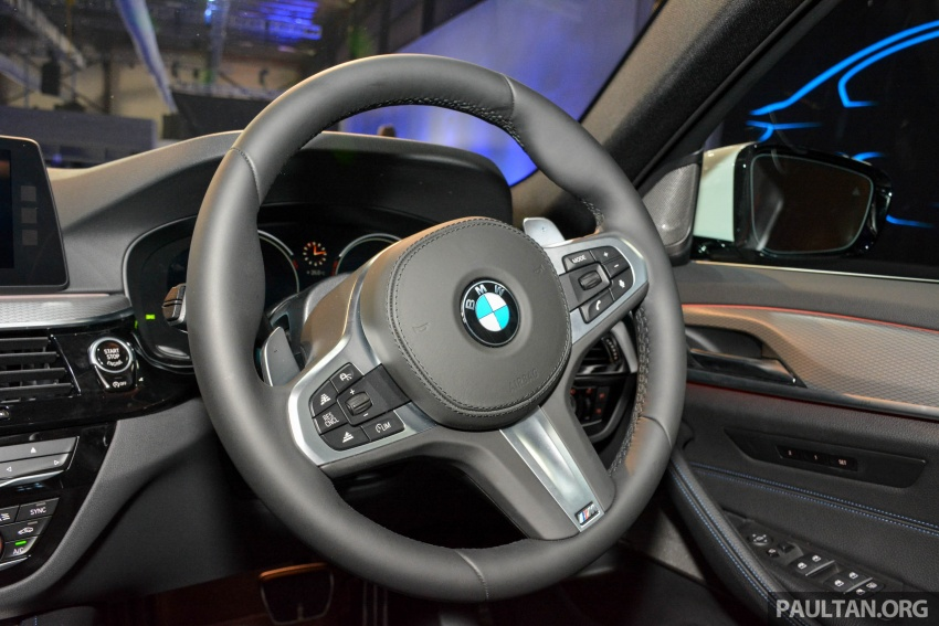 G30 BMW 5 Series launched in Malaysia: 530i, RM399k Image #636285