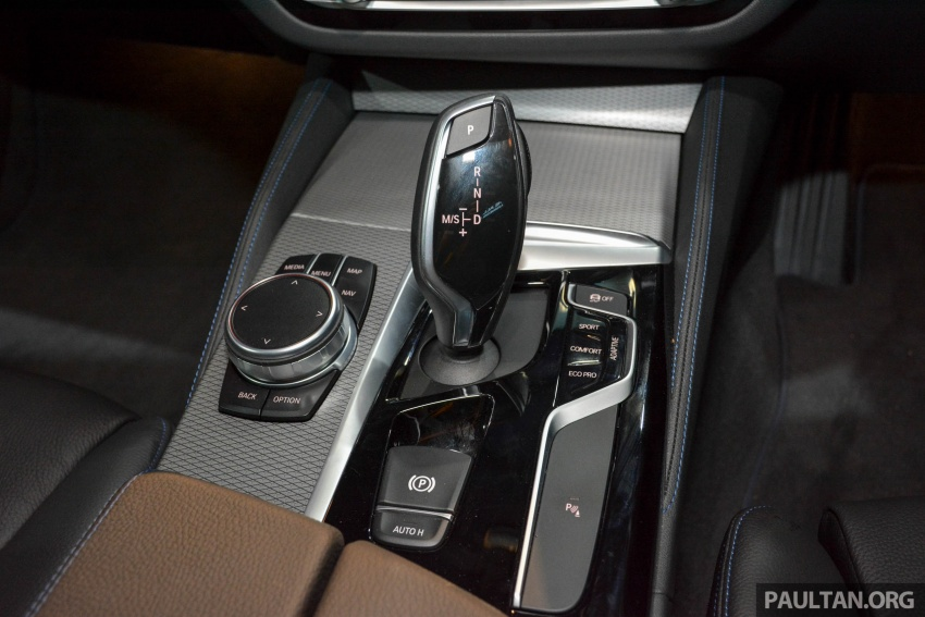 G30 BMW 5 Series launched in Malaysia: 530i, RM399k Image #636405