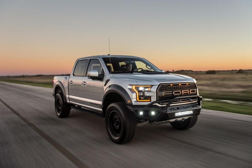 Hennessey VelociRaptor 600 Twin Turbo –  613 hp and 830 Nm of torque; 0-96 km/h in just 4.2 seconds Image #625385
